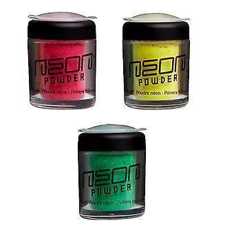 Neon prášok