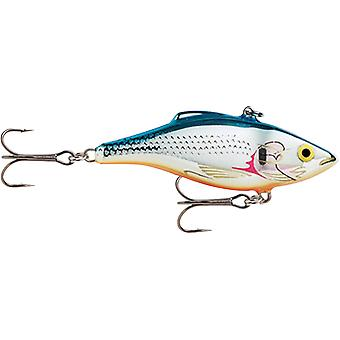 Rapala Rattlin' Rapala 05 Fishing Lure - Silver Blue