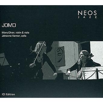 Jomo (Oliver/Varner) - Jomo [SACD] USA import