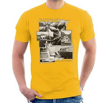 Official Volkswagen Built For Summer Men's T-Shirt