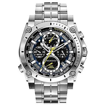 Bulova Mens précisionniste chronographe Sapphire 96 G 175