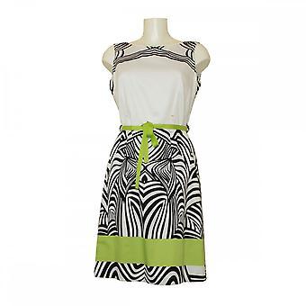 Tuzzi Sleeveless Dress With Belt