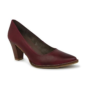 Liberitae Salon Salon shoes skin thin Bordeaux 21719450-02