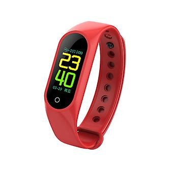 K9 smart fitness band-rød