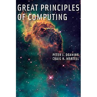 Hehren Grundsätze der Datenverarbeitung von Peter J. Denning - Craig H. Martell