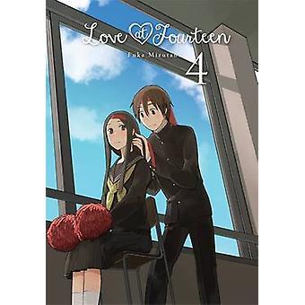 Amore a quattordici - Vol. 4 di Fuka Mizutani - 9780316348768 libro