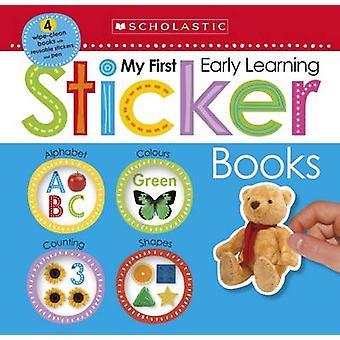 My First Sticker Box by Make Believe Ideas - 9781338111217 Book
