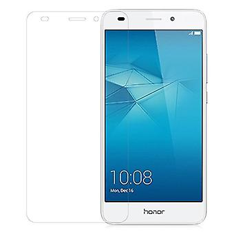 Cadorabo Tank Foil for Honor 5C - Protective Film in KRISTALL KLAR - Tempered Display Protective Glass in 9H Hardness with 3D Touch Compatibility