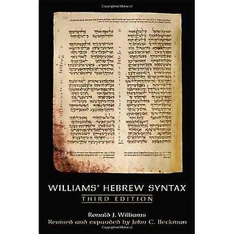 Syntaxe hébraïque Williams