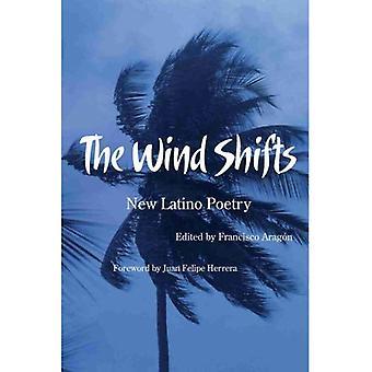 Vind arbetsskiften: Nya Latino poesi (Camino del Sol: en Latina och Latino litterära)