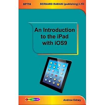 An Introduction to the iPad with iOS9