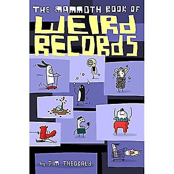 De mammoet Book Of Weird Records (mammoet Books)