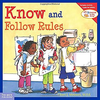 Know and Follow Rules: Learning to Get Along