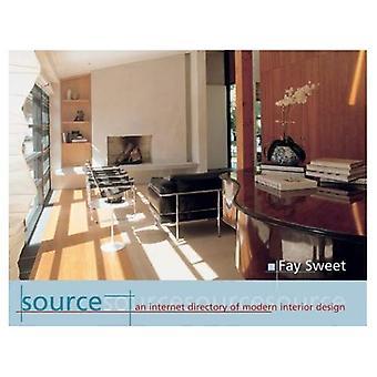 Source: Un répertoire Internet de Design intérieur moderne