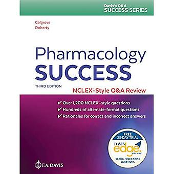 Pharmacology Success: A Q&A� Review Applying Critical Thinking to Test Taking