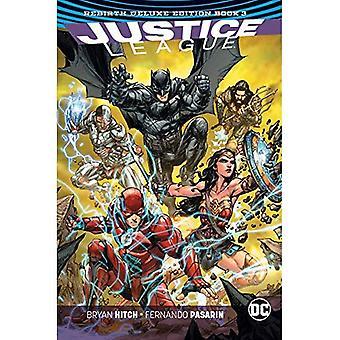Justice League: Die Wiedergeburt Deluxe Edition Buch 3