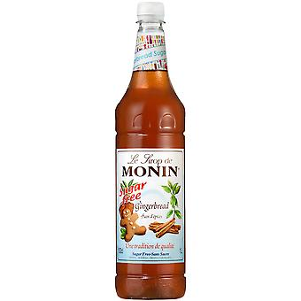 Monin Sugar Free Gingerbread Syrup