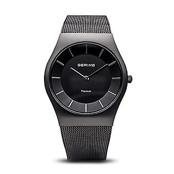 Bering quartz analogue Man with stainless steel strap 11935-222