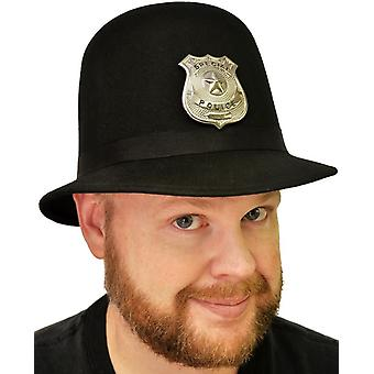 Keystone Cop Hat Med For Adults