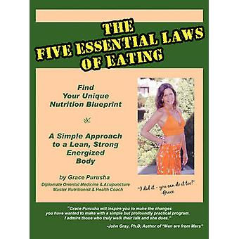 The Five Essential Laws of Eating by Purusha & Grace