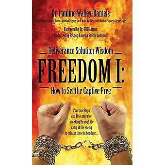 Bevrijding oplossing wijsheid vrijheid ik het instellen van de gevangenschap gratis praktische stappen en uitingen voor het doorbreken van het kamp van de vijand te Re door Kabata Daniels & Dr. Pauline