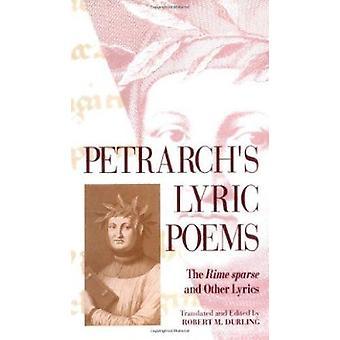 بترارك & apos قصائد غنائية -- < i> ريم متفرق < / i> وكلمات أخرى من قبل الأب