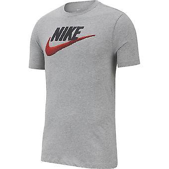 Nike tee Brand Mark AR4993063 universaali koko vuoden Miesten t-paita