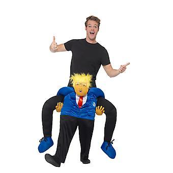 Piggyback piggyback kostým prezidenta