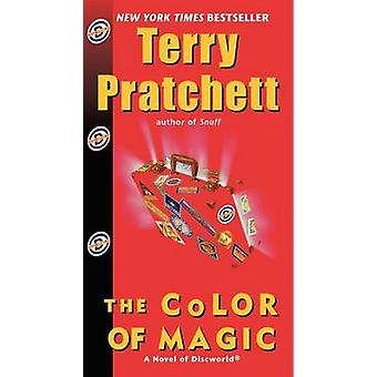 The Color of Magic by Terry Pratchett - 9780062225672 Book