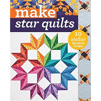 Make - Star Quilts - 11 Stellar Projects to Sew by Alex Anderson - Nata