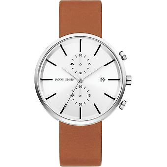 Relógio masculino Jacob Jensen 622 Linear