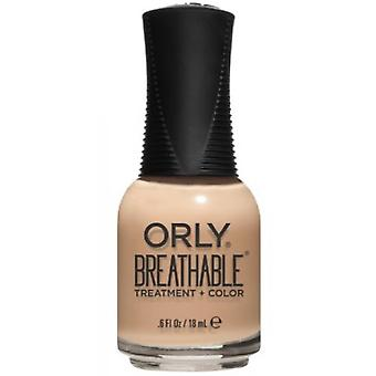 Orly BREATHABLE Treatment + Color - Mind, Body, Spirit (20986) 18ml