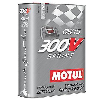 Motul 104238 Racing Engine Oil