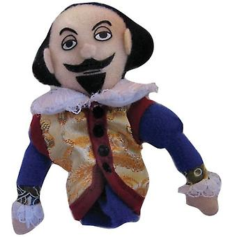 Finger Puppet - UPG - Shakespeare Soft Doll Toys Gifts Licensed New 0104
