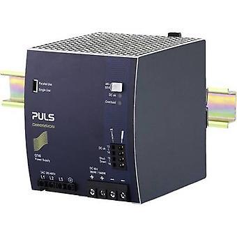 PULS SilverLine SL10.100 Rail mounted PSU (DIN) 24 V DC 10 A 240 W 1 x
