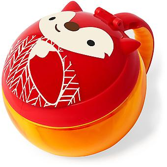 Skip hop Zoo snack Cup-Fox