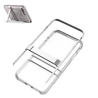 iPhone SE 2020 och 8 och 7 Mål Silver - CoolSkin 2-i-1