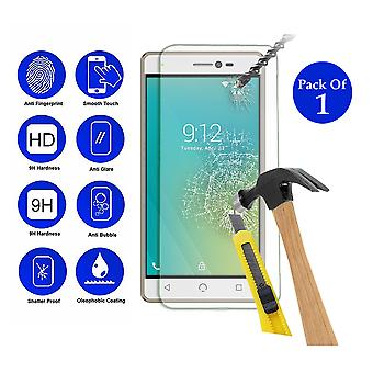 Pack of 1 Tempered Glass Screen Protection For NUU M2 5