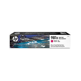 HP 981X Ink Cart