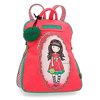 Gorjuss Every Summer Has A Story Backpack Casual 38 centimeters 17 Multicolor (Multicolor)