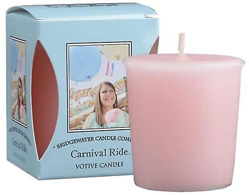 Carnival Ride Bridgewater Votive Candle