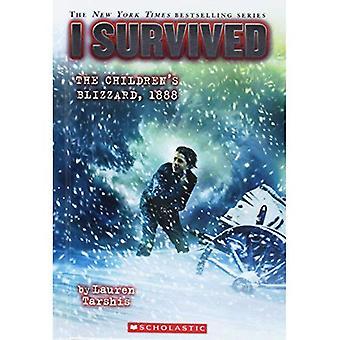 I Survived the Children's Blizzard 1888 (I Survived)