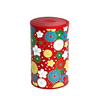 Dispenser for toothpicks-Red