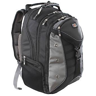 Gino Ferrari Inca 17inch Laptop Backpack - Black
