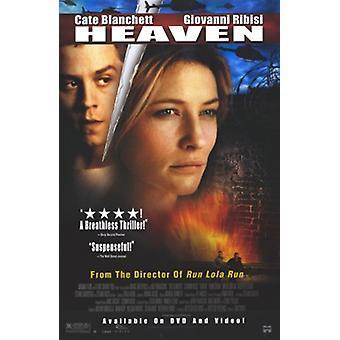 Heaven (2002) Original Cinema Poster (2002) Affiche originale du cinéma