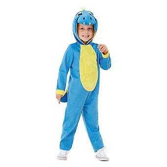 Peuters schattige dinosaurus Fancy Dress kostuum