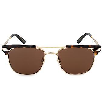 Gucci Square Sonnenbrille GG0287S 003 52
