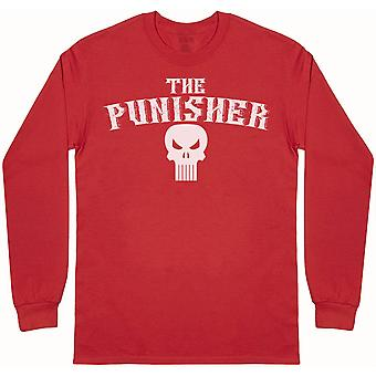 The Punisher - Mens Long Sleeve T-Shirt