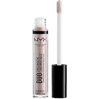 NYX Professional Make-up flüssigwild Wildleder Metallic Matt Lippenstift