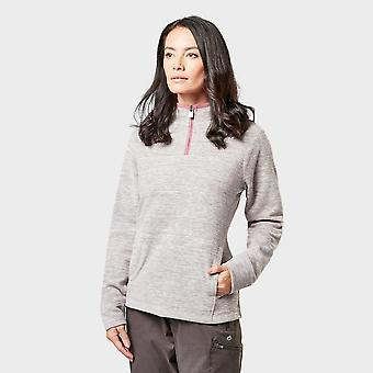 New Weird Fish Women's Larnie Fleece Grey